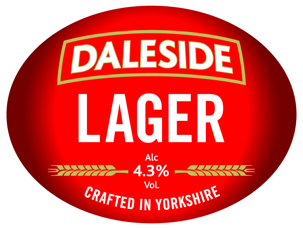 Lager 4.3%