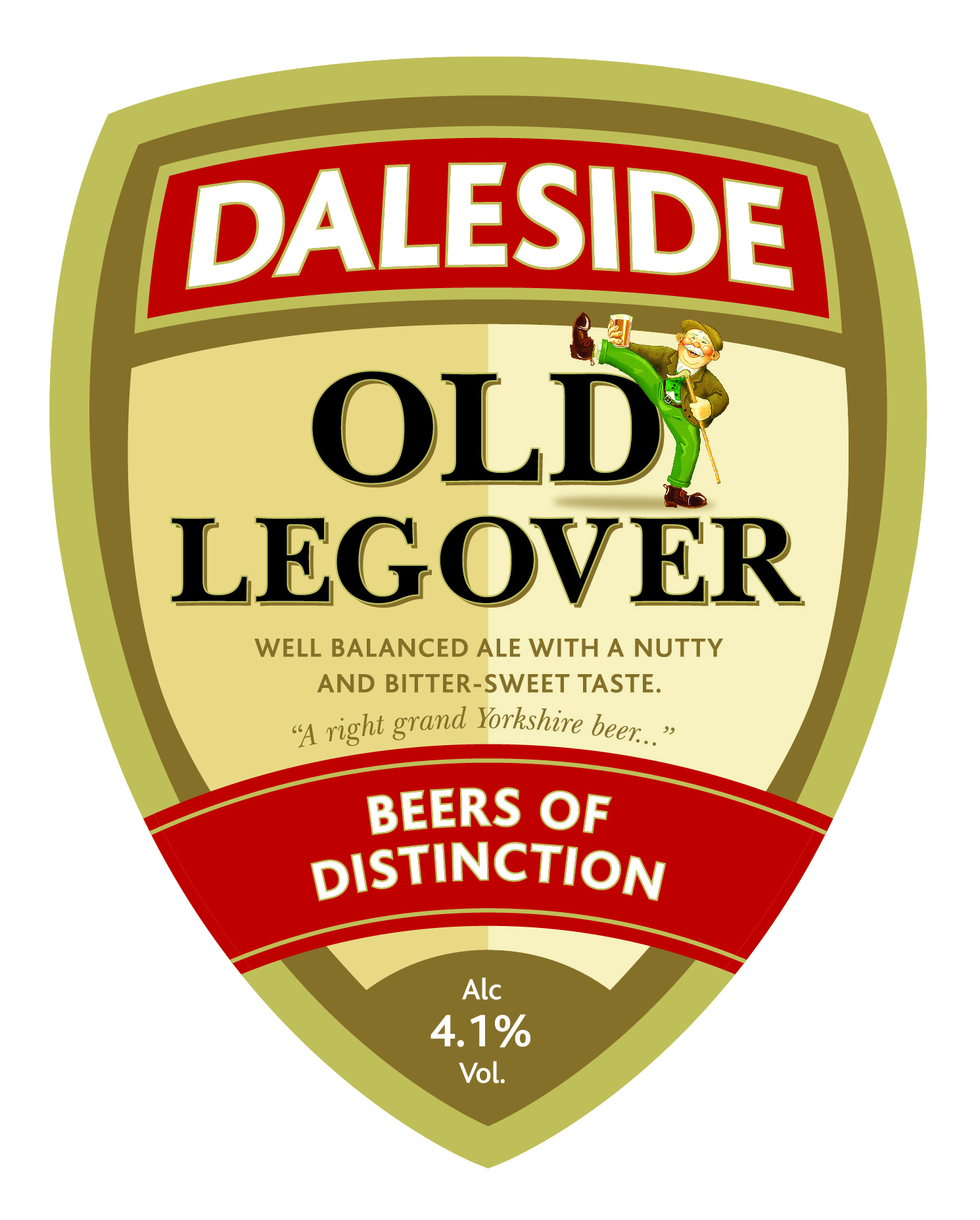 Old Legover 4.1%
